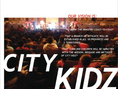 How to impact, instill and inspire a city